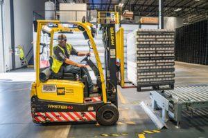 warehouse recruitment steps